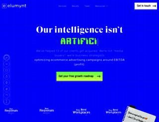 elumynt.com screenshot