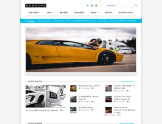 elusivemag.com screenshot