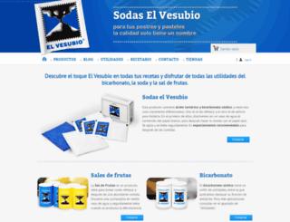 elvesubio.com screenshot