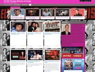 elvispresleymovies.org screenshot
