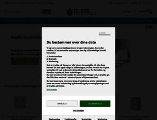 elvvs.dk screenshot
