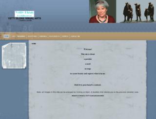 elzas-sculptures.com screenshot