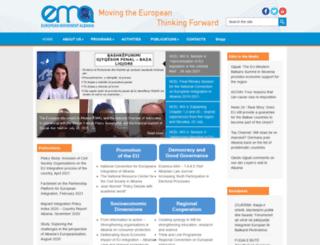 em-al.org screenshot