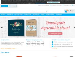 emagaza.unicefturk.org screenshot