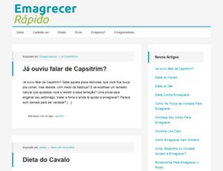 emagrecerrapido.info screenshot