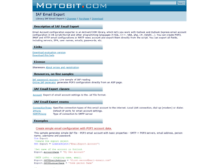 email-export.motobit.com screenshot