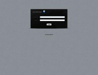 email.isol.cz screenshot