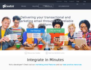 email.proxynetworks.com screenshot