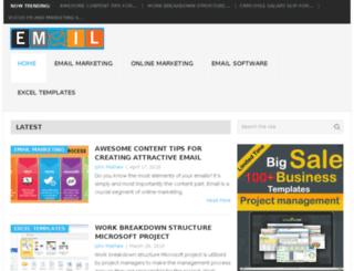 emailmarketinggold.com screenshot