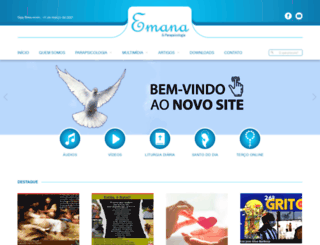 emanarp.com.br screenshot