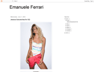 emanueleferrari.blogspot.it screenshot
