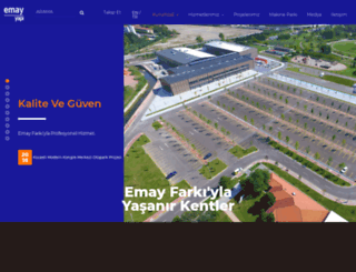 emayyapi.com screenshot