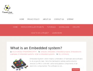 embeddworld.com screenshot