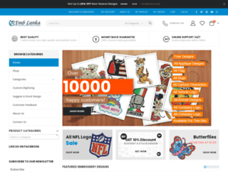 emblanka.com screenshot