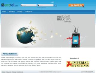 embtell.com screenshot