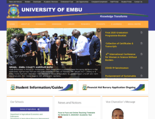 embuni.ac.ke screenshot