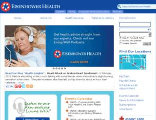 emc.org screenshot