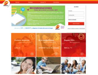 emcali.net.co screenshot