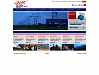 emcpower.com screenshot