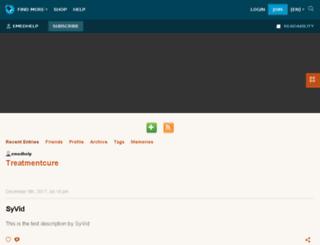 emedhelp.livejournal.com screenshot