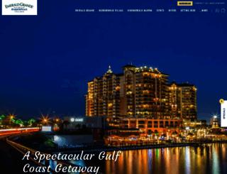 emeraldgrande.com screenshot