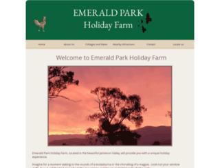 emeraldpark-jamieson.com screenshot