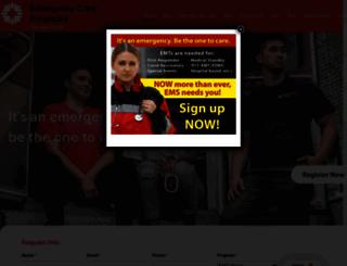 emergencycareny.com screenshot