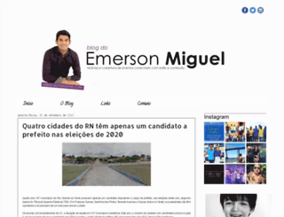 emerson-miguel.blogspot.com.br screenshot