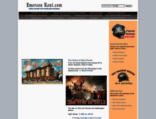 emersonkent.com screenshot