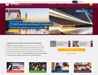 emes.net screenshot