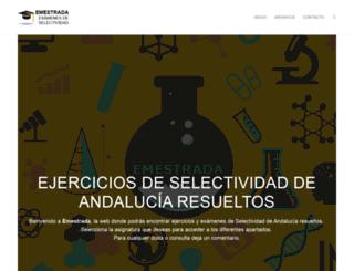 emestrada.net screenshot