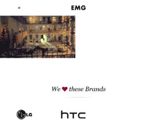 emg.network screenshot