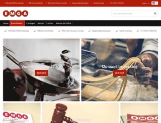 emga.com screenshot
