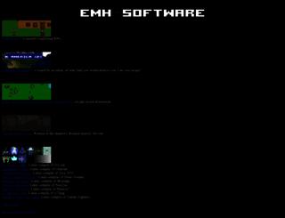 emhsoft.com screenshot