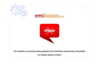 emibazaar.com screenshot