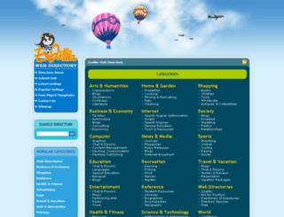 emillie.net screenshot