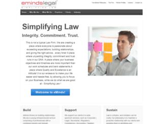 emindslegal.com screenshot