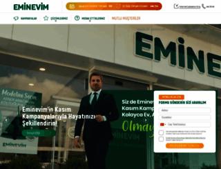 eminevim.com screenshot