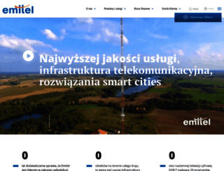 emitel.pl screenshot