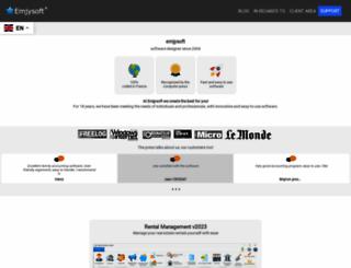 emjysoft.com screenshot