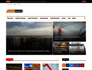 emlakkulisi.com screenshot