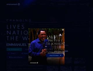 emmanuel.tv screenshot