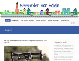 emmerder-son-voisin.com screenshot