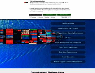 emodal.com screenshot
