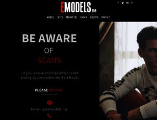 emodels.me screenshot