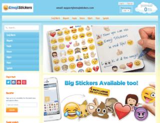 emojistickers.com screenshot