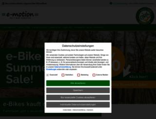 emotion-technologies.de screenshot