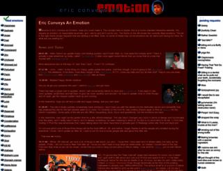 emotioneric.com screenshot
