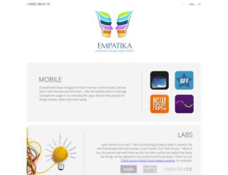 empatika.com screenshot