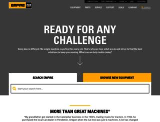 empire-cat.com screenshot